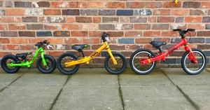 Apprendre à un enfant à faire du vélo Partie 1 : Les draisiennes